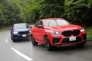 「SAV」の本領発揮! BMW渾身のX5&X6 M コンペティションの凄まじいパフォーマンスを測る :前編