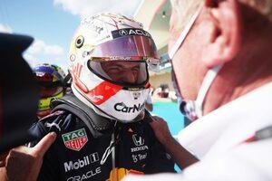 フェルスタッペン、アグレッシブな戦略で1.3秒差の勝利「うまくいく確信はなかった。ものすごく嬉しい!」F1第17戦