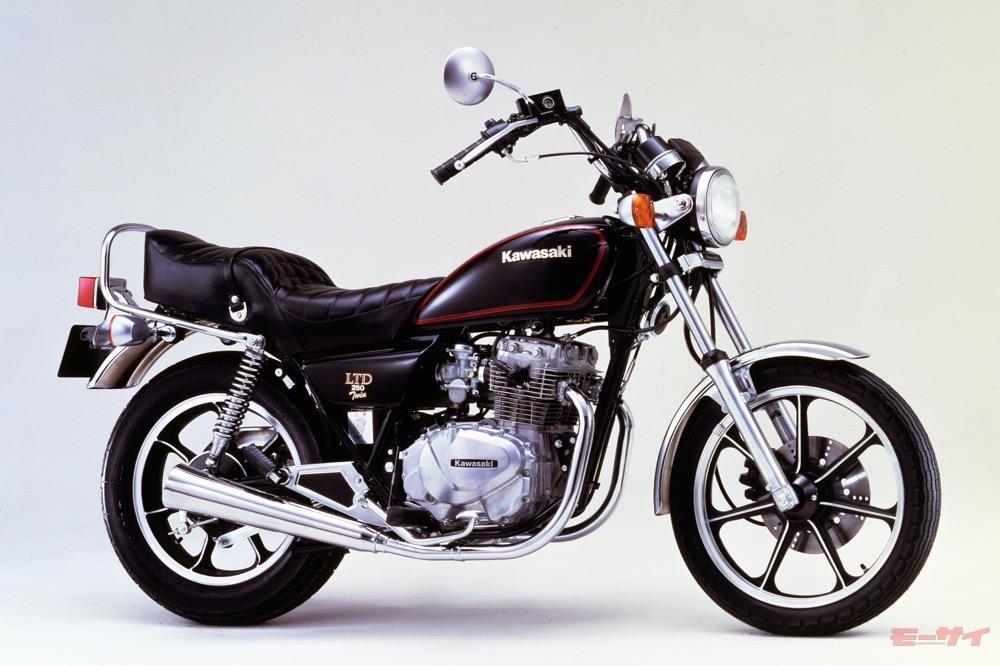 「アメリカンになっちゃったカワサキZ」 80年代を風靡した(?)ジャメリカン「Z-LTD」シリーズを振り返る