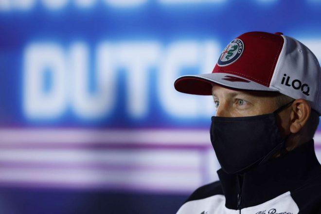 F1第13戦会見:「一番の強みは自分の道を進んだこと」引退発表のライコネン、キャリアに後悔なし