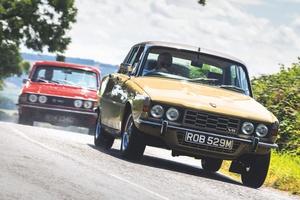 【2.5L直6か3.5L V8か】ローバーP6 3500Sとトライアンフ2.5 PI 1970年代の好敵手 前編