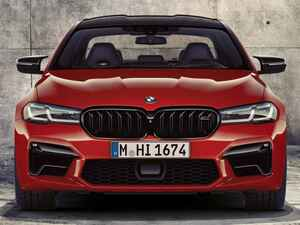 BMW M5がマイナーチェンジと欧州で発表。M8のショックアブソーバー採用などで高性能化