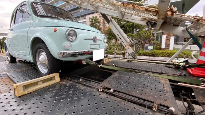 EV車に転生したチンクエチェント、思わず「すばしっこい!」と言わずにはいられない!