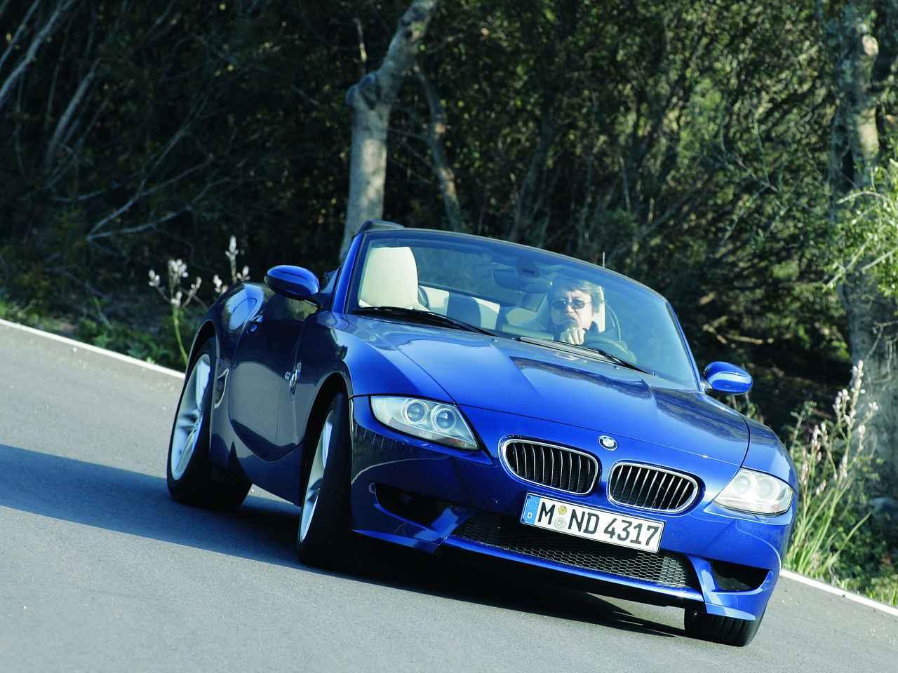 【ヒットの法則165】BMW Z4 M ロードスターはM社が送り出した「Z4の本命」だった