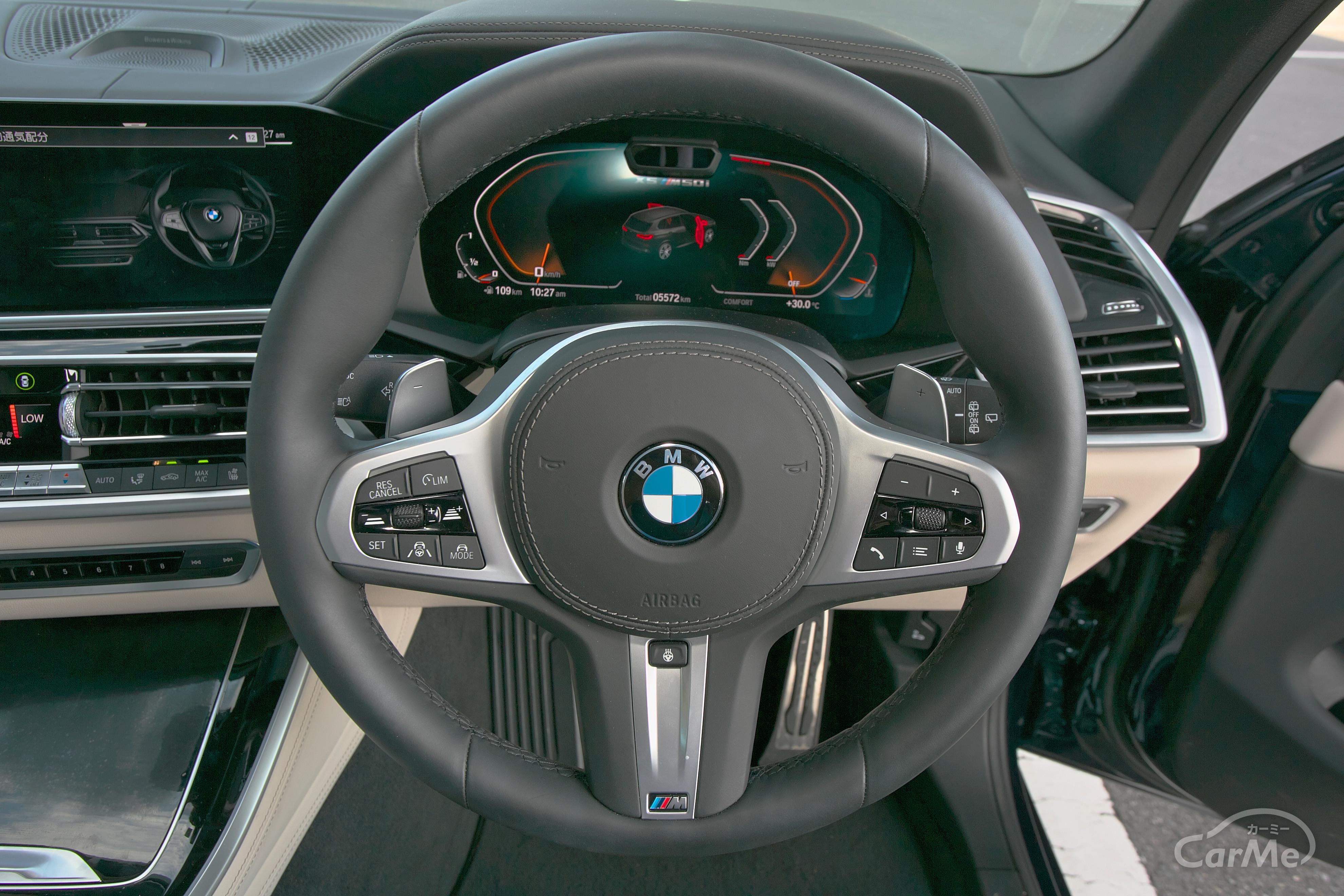 【プロ解説】BMW X5のインテリア(内装)と荷室を徹底解説!!~機能性と豪華さが融合した空間~