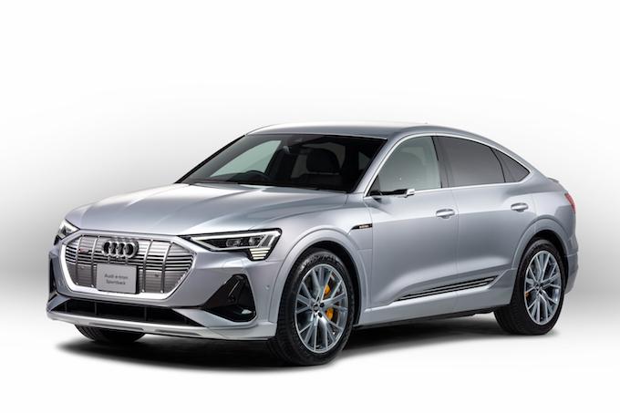 【試乗】アウディ 新型e-tronスポーツバック 満を持して日本のプレミアム電気自動車市場に登場したアウディのピュアEV