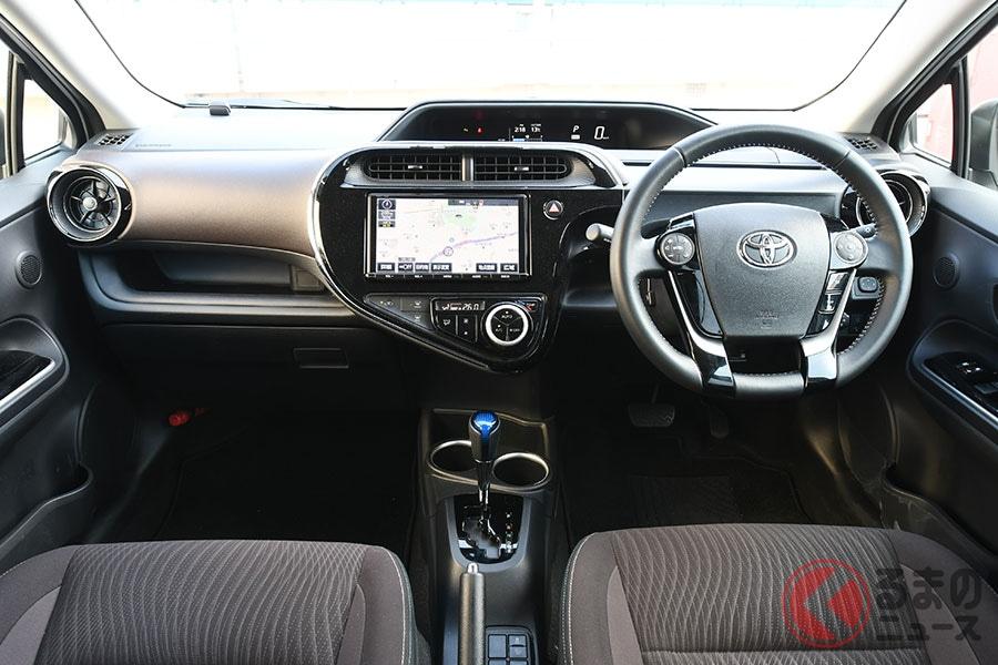 10年目で全面刷新? トヨタ「アクア」販売継続&終了の悩ましい選択とは