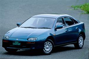 マツダにも「タイプR」があった! 実はパンチの効いた名車「ランティス」の功績