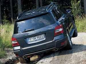 初代メルセデス・ベンツ GLKは悪路走破性でライバルとの違いをアピールしていた【ヒットの法則470】