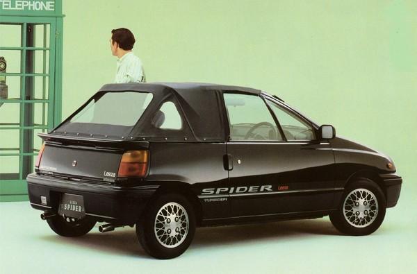 街で見かけたら幸せな気分になれる!? 世にも奇妙な「珍オープンカー」