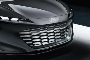 【未来のA8現る】アウディ グランド・スフィア・コンセプト公開 自動運転の高級サルーン