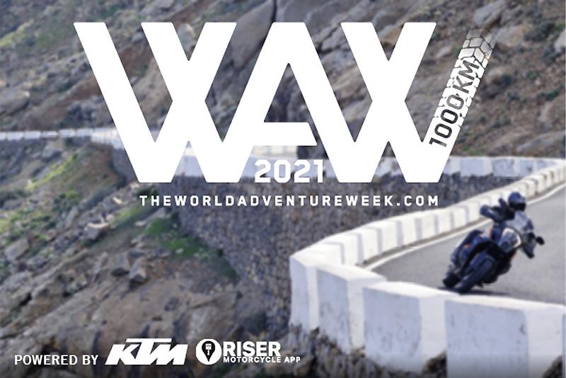 【KTM】抽選でバイクがもらえる!? チャレンジ型イベント「THE WORLD ADVENTURE WEEK」を7/5~11まで開催