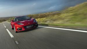 ロータス エヴォーラ GT410、標準装備を充実し快適性能が大幅に向上