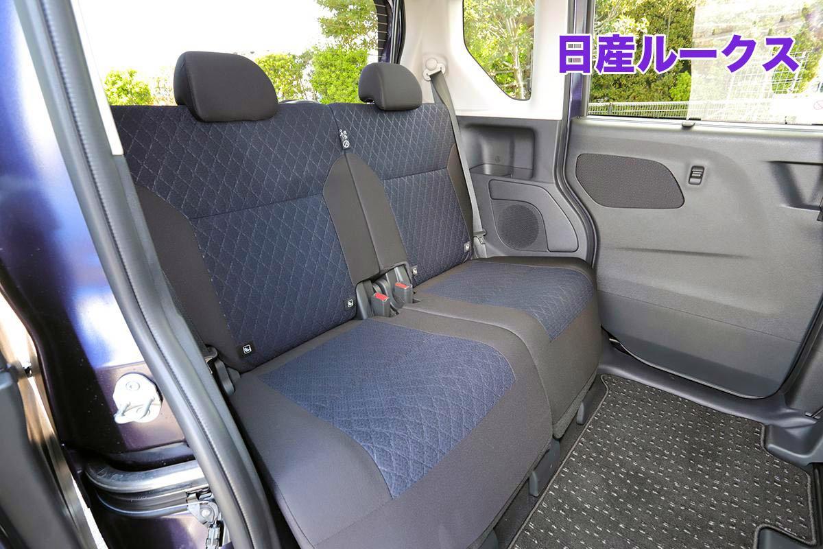 ただ座れるだけじゃダメ! オトナでも後席が本当に使える軽自動車4選