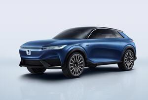 次のピュアEVはスタイリッシュ路線? ホンダが北京モーターショーで「SUV e:concept」を発表