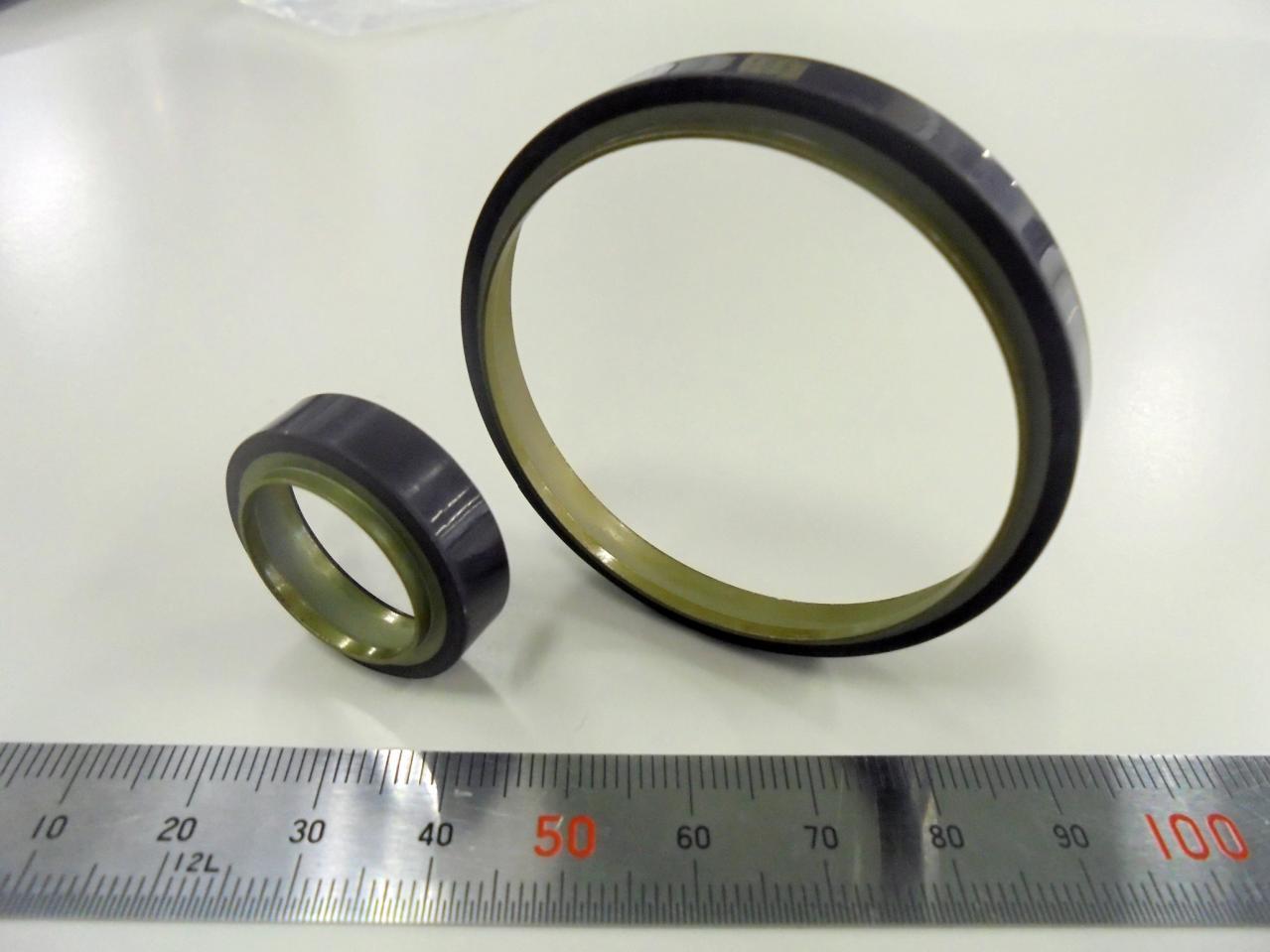 NTN:「複列磁気リング」シリーズに小型サイズを追加