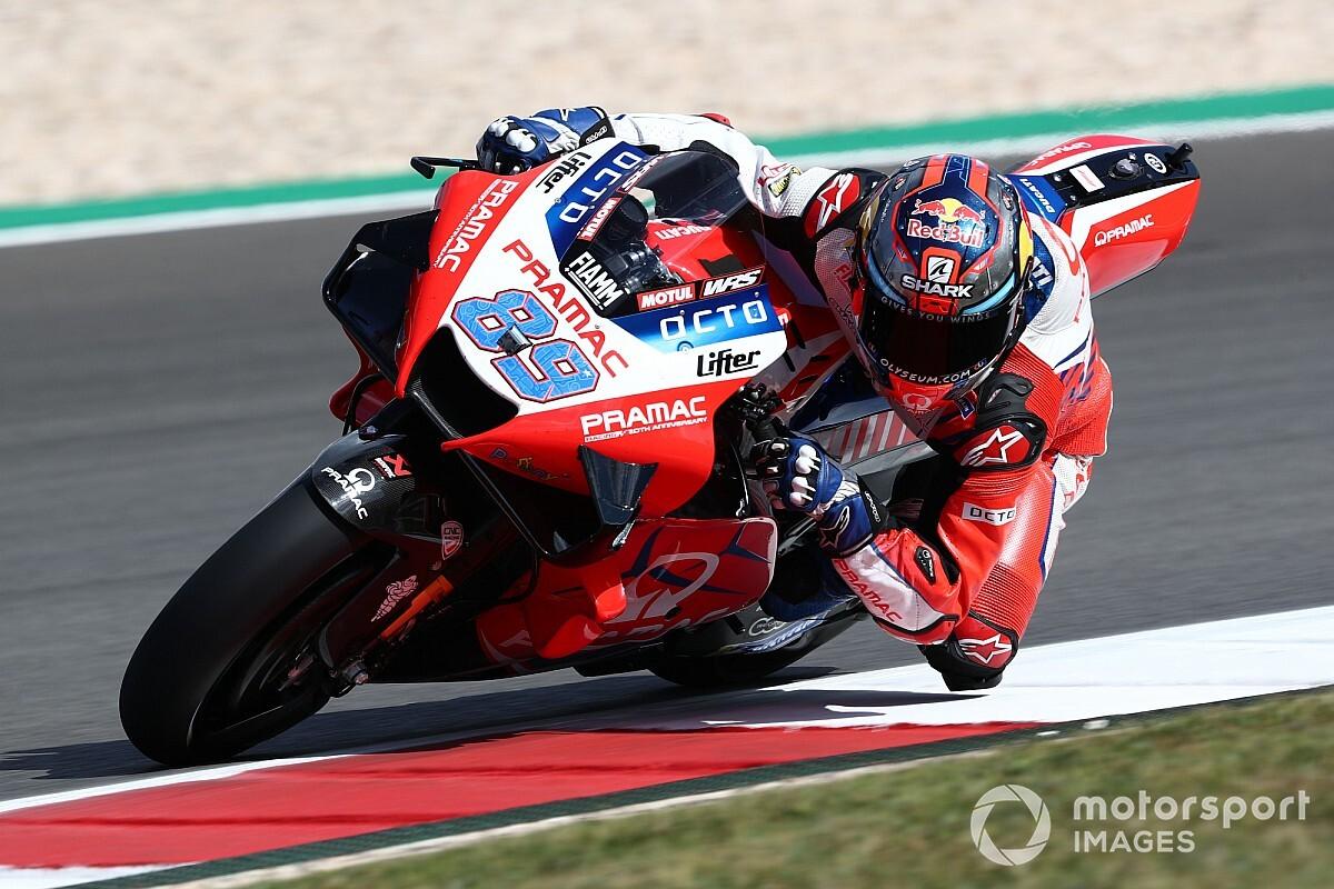 【MotoGP】ティト・ラバト、骨折のホルヘ・マルティン代役でスペインGPに参戦へ