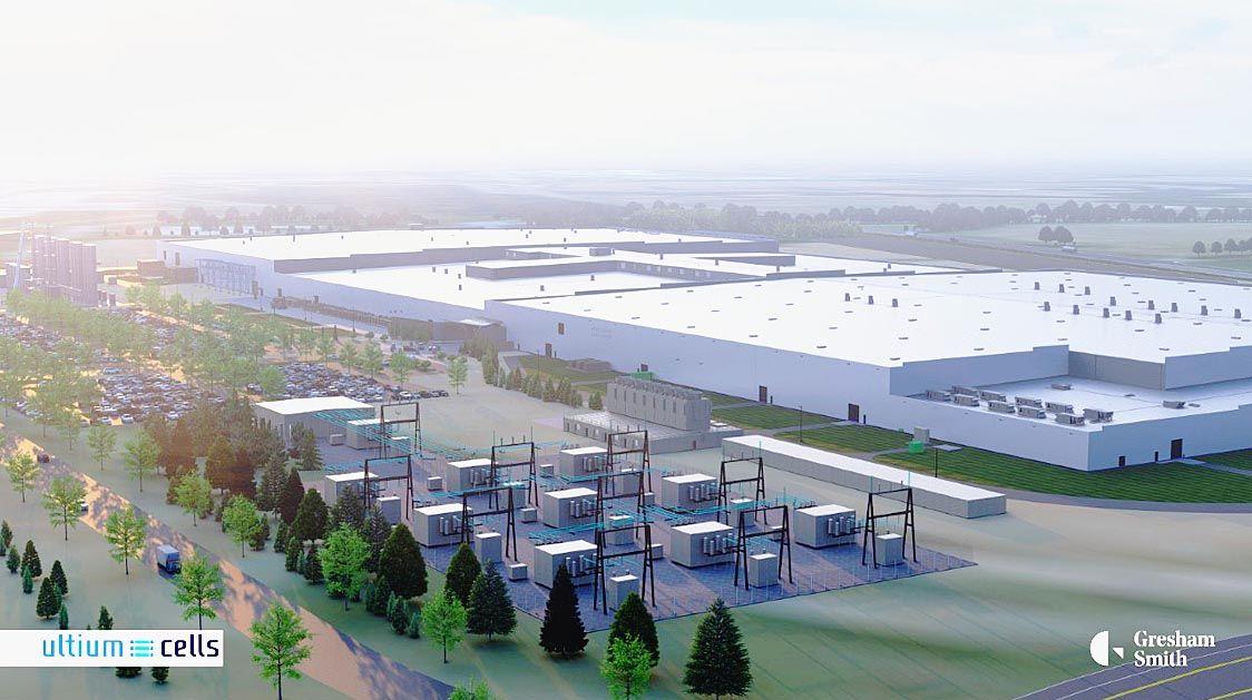 GM、テネシー州スプリングヒルに電池工場を新設 2023年後半に操業予定