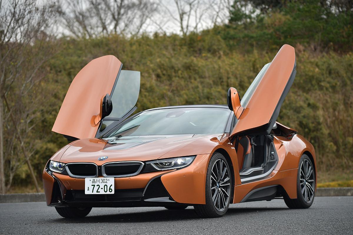わずか1.5リッターエンジンの画期的スーパーカー「BMW i8」! 後継モデルも出ず「消滅」した理由とは