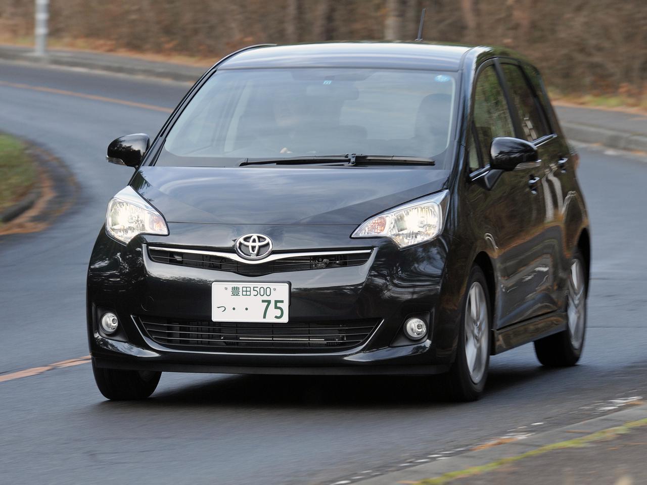 【試乗】トヨタ ラクティスは多彩なラインアップで誰にもジャストフィットする1台だった【10年ひと昔の新車】