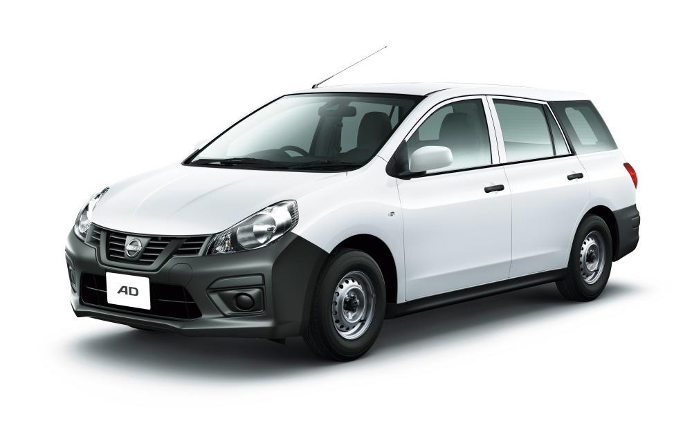【詳細/価格は?】日産「AD」一部改良 車名「NV150AD」から「AD」へ