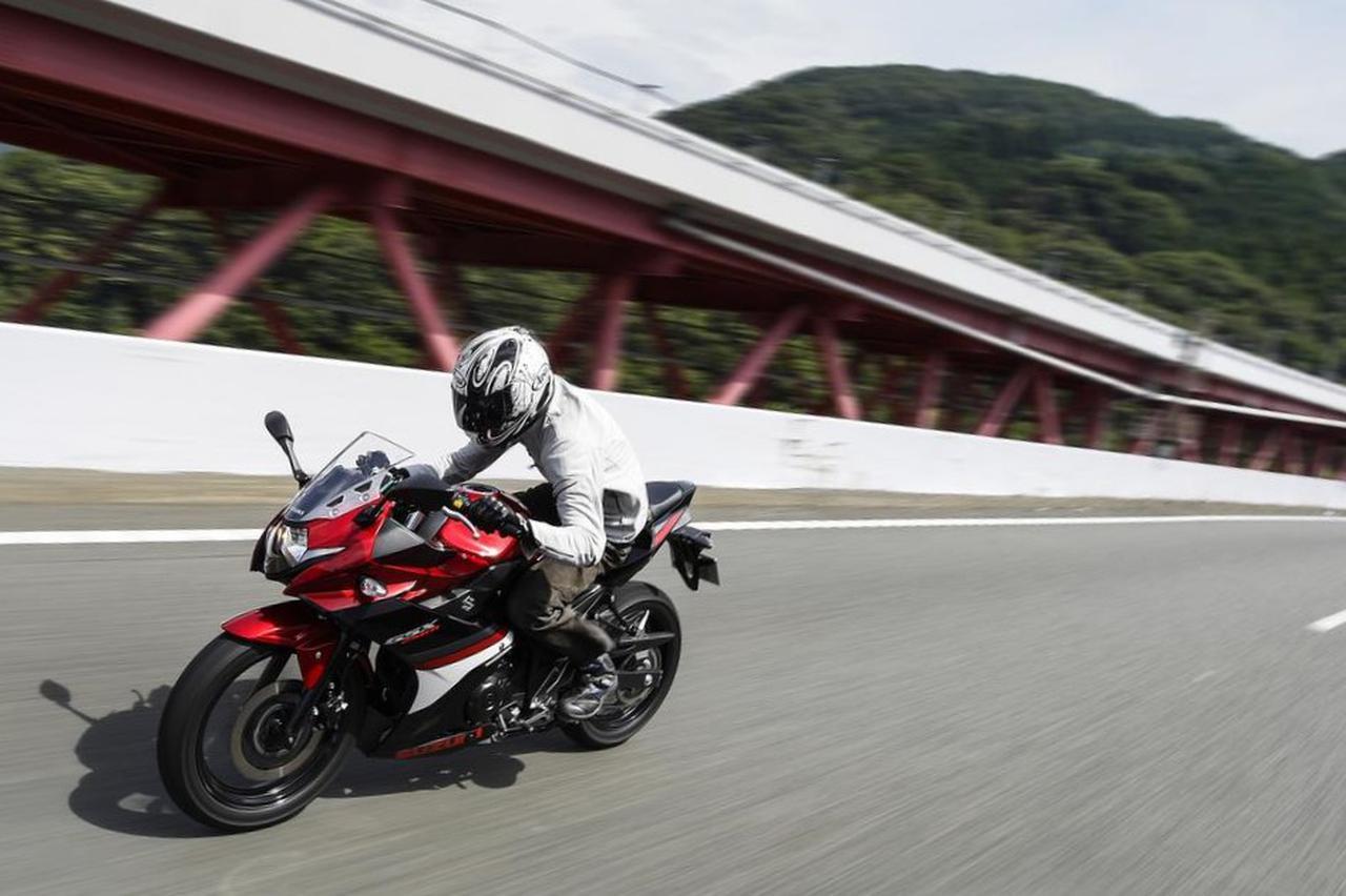 【SUZUKI GSX250R乗りの幸せ(4)~(6)】数ある250ccのバイクの中からスズキ『GSX250R』を選んで正解!と思える(9)の理由