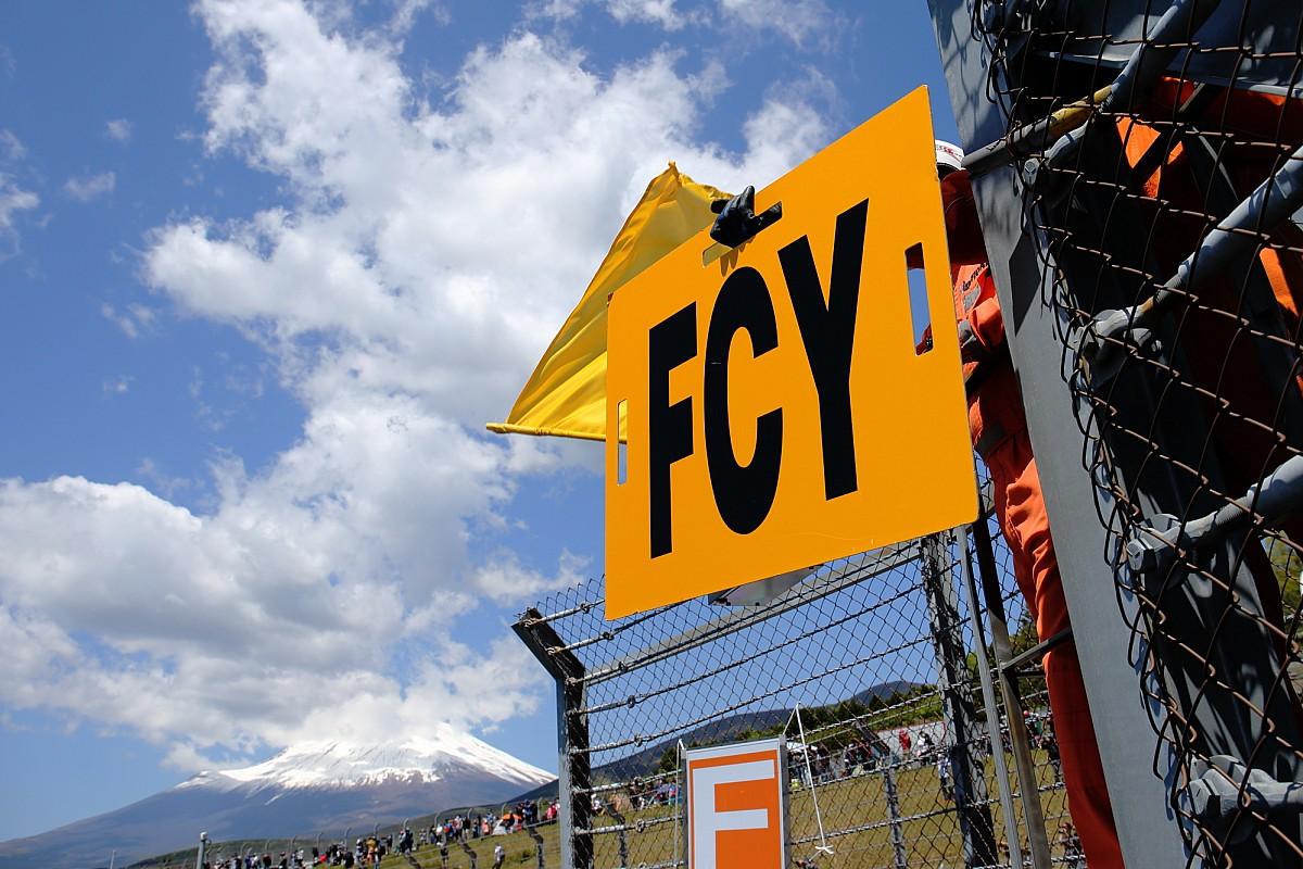 """スーパーGT富士戦から導入のFCY、発令された場合ペナルティが続出する? """"予行演習""""を終えたドライバーたちの所感"""