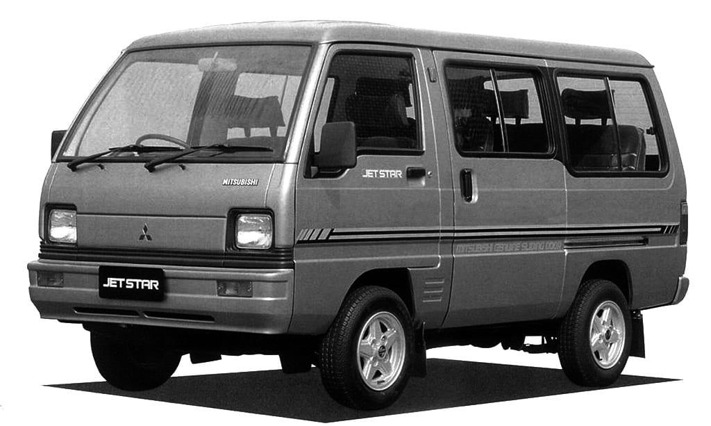 【知られざるクルマ】Vol.22  海外で活躍した軽自動車(3)三菱の商用車編 三菱L100、CMCヴェリカ、武陵LZ110ほか