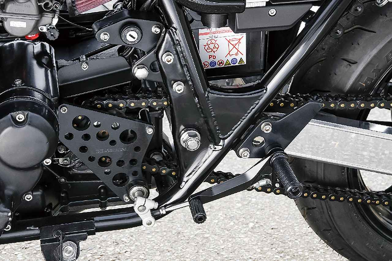 ブライトロジックGSX1100S(スズキGSX1100S)ベースの調子を高めた上でハイバランスにパッケージ【Heritage&Legends】