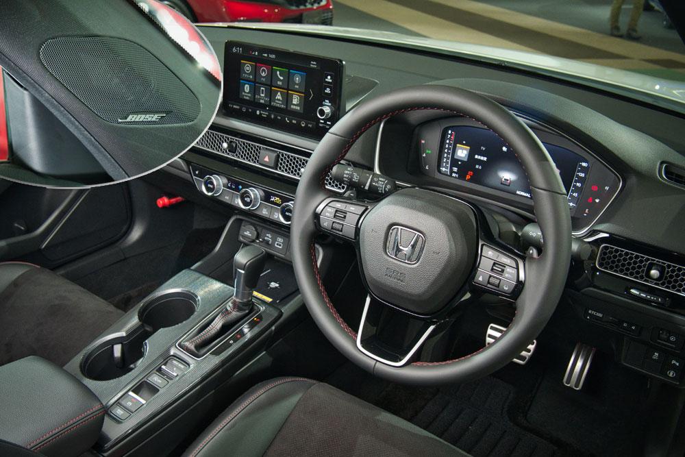 【フルモデルチェンジ】ホンダ新型シビック サイズ/内装/エンジンが判明 タイプRは2022年登場