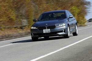 走りの質感が大幅に進化!「BMW新型5シリーズ530i&M550i」試乗記