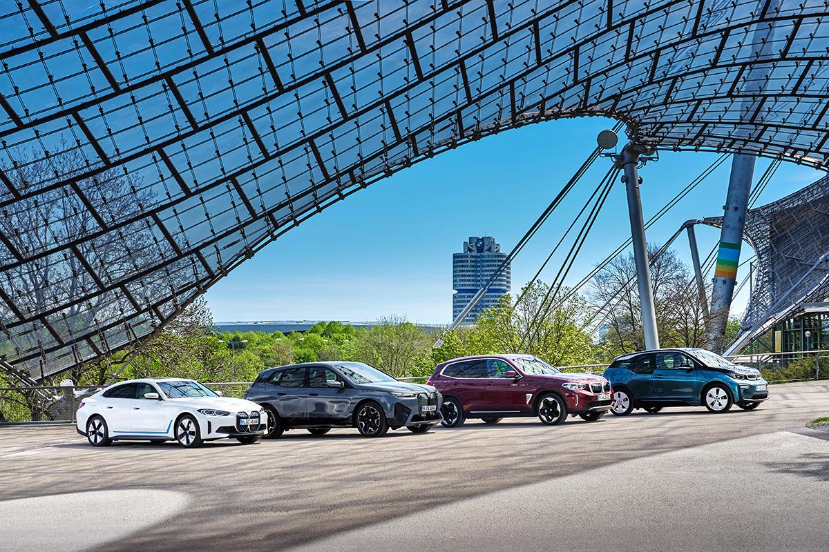 新型EV「iシリーズ」を続々市場投入! BMWが電動化に邁進する「真の狙い」とは?