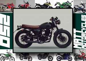 マット モーターサイクルズ「モングレル250」いま日本で買える最新250ccモデルはコレだ!【最新250cc大図鑑 Vol.051】-2020年版-