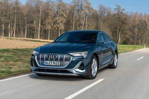 アウディ、電気自動車e-tron Sportbackを発売「年内の目標販売台数は200台。今後日本でも電動化を加速」