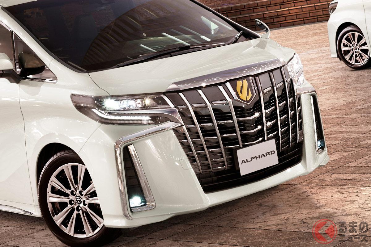 最低350万円! トヨタ「アルファード」購入者はお金持ち? 重要視するのは価格より残価率の理由