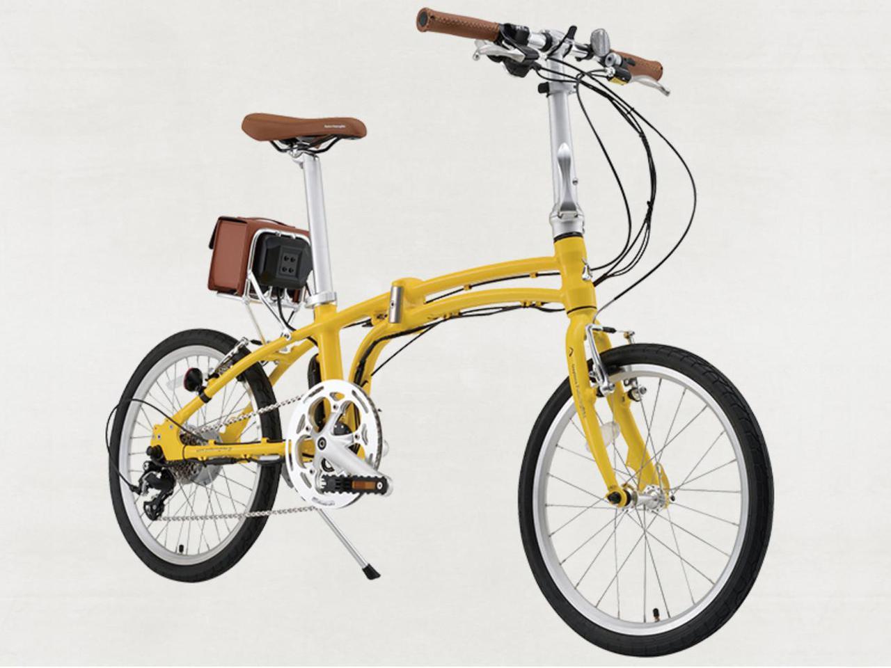 電動アシストに見えない【折りたたみ式電動アシスト自転車】。バイクパーツメーカー、デイトナ渾身の作