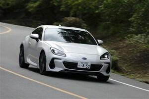 10年分の進化を果たしたスバル BRZはATモデルが特に魅力。エンジン音の演出にも注目