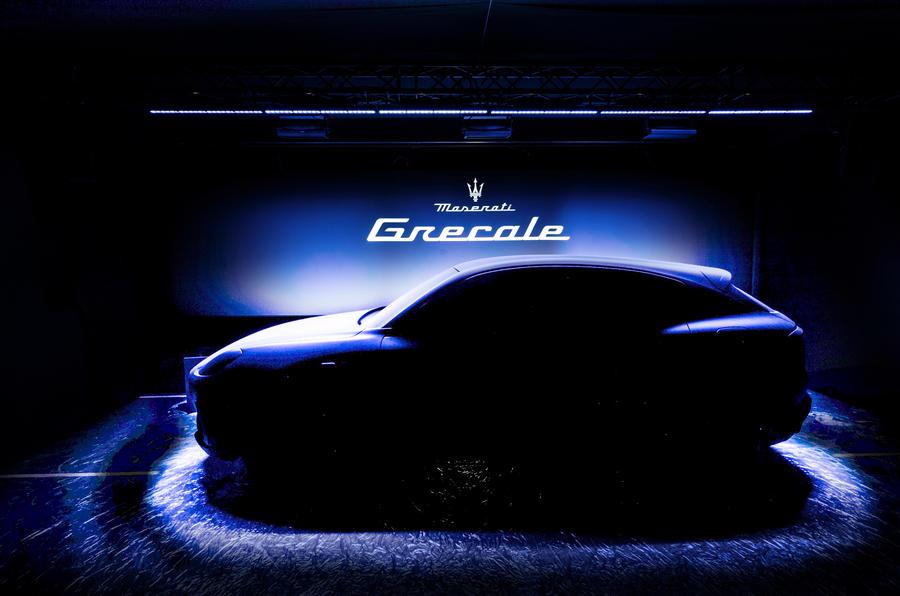 【マセラティ新小型SUV】マセラティ・グレカーレ、ポルシェ・マカンねらう 2021年登場 EVもつづく
