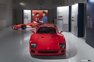 フェラーリのミュージアムを自宅で鑑賞! ワンオフの166MMからF40まで、ジャンニ・アニェッリ珠玉のコレクションを巡る