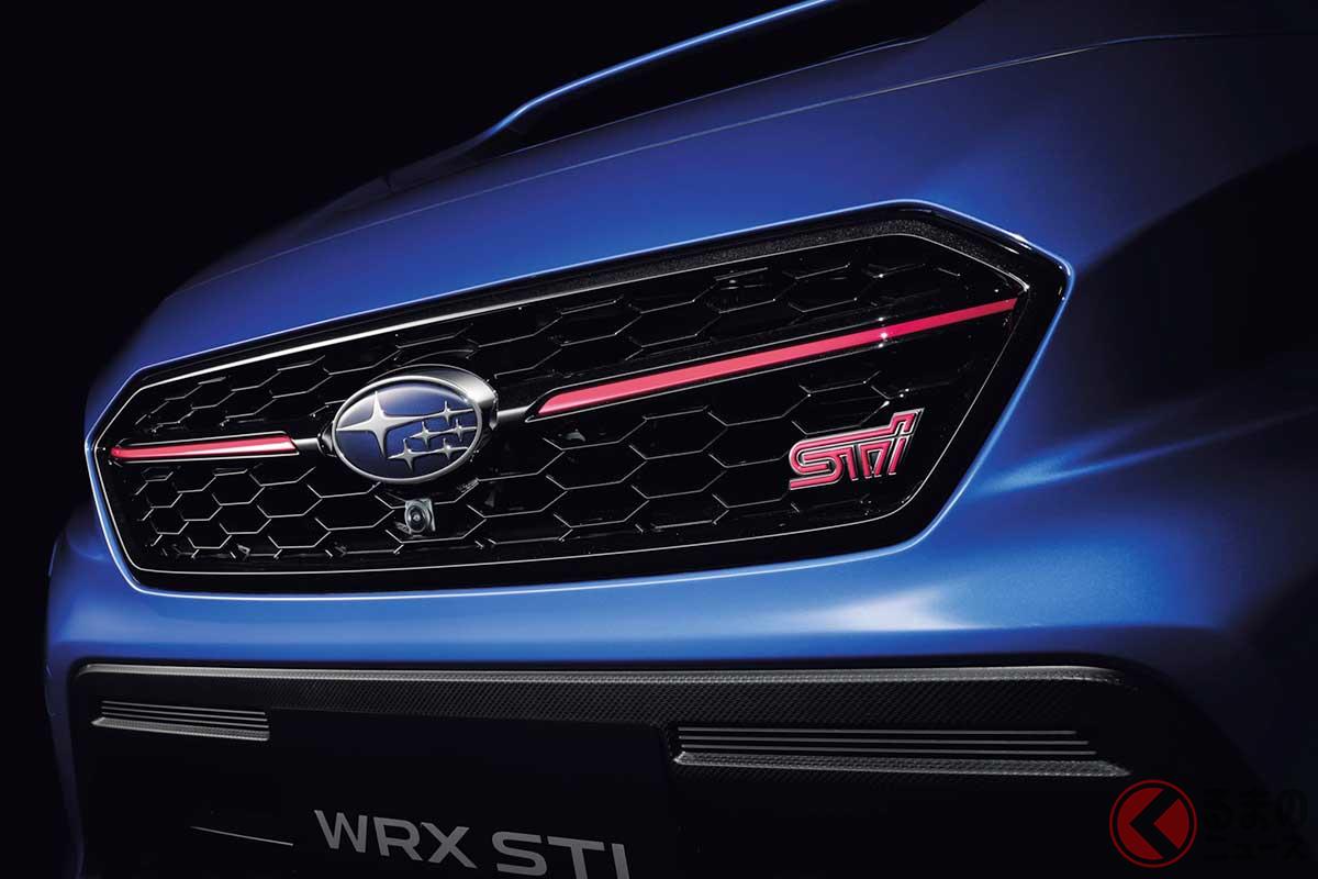 スバル「WRX STI」の限定車「EJ25 ファイナルエディション」豪で発売! 次期モデルの登場間近?