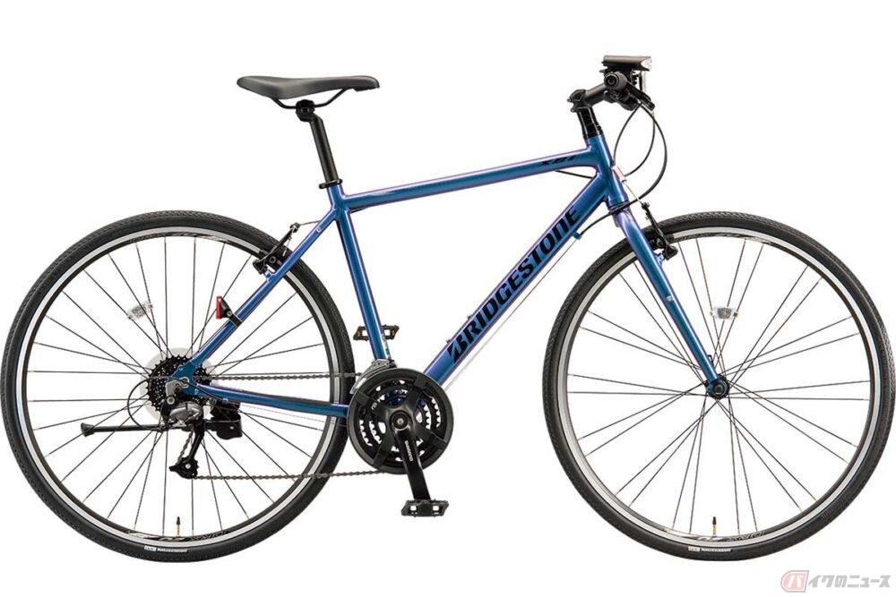 はじめてのクロスバイクに最適 ブリヂストンサイクルから「XB1」新登場