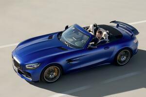 最高速度317km/h、0-100km/h加速3.6秒! 超スポーツモデル「メルセデスAMG GT Rロードスター」は、世界限定750台で発売!!