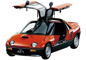 かつて話題になった超個性的な日本車5選