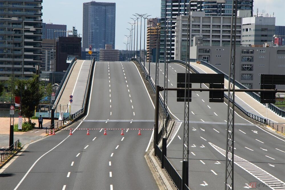 美味しいアジフライを求めて走る旅 豊洲市場『とんかつ八千代』 東京五輪2020開幕直前で周辺道路はガラガラだった