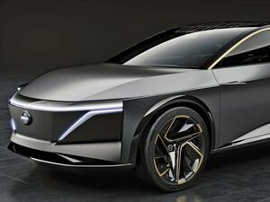 日産自動車が上海モーターショー2019で新型セダンをワールドプレミア! 次期シルフィか!?