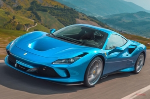 ピスタ級性能を毎日楽しめる フェラーリF8トリビュートに試乗 V8は720psへ