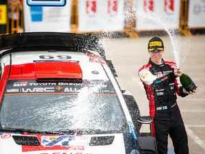 2021年WRC第9戦、トヨタのロバンペラが独走で今季2勝目。8年ぶり開催のアクロを制す【アクロポリス・ラリー・ギリシャ】