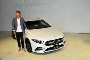 メルセデス・ベンツが新型CLA&AMG A 35を発表! 「美しさ」と「走り」に注目