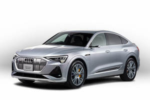 EVの新しい扉を開けたアウディの電気自動車「e-tron Sportback 55 quattro」