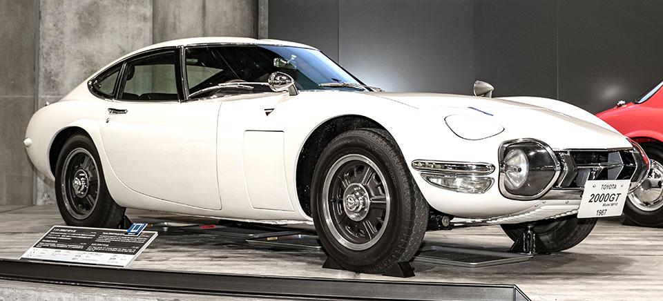 伝説の4500GTやMR-Sプロトも!? トヨタ博物館特別展示が最高!! 30年前の未来のクルマたち